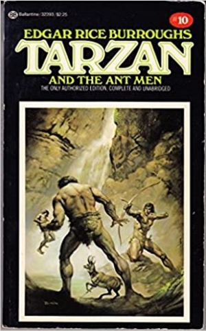 Download Tarzan and the Ant Men free book as epub format