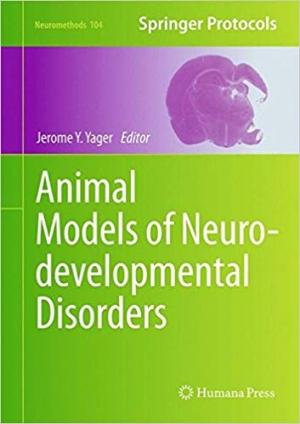 Download Animal Models of Neurodevelopmental Disorders free book as pdf format