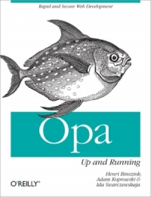 Download Opa: Up and Running free book as pdf format