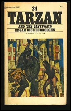 Download Tarzan and the Castaways free book as epub format