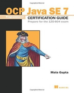 Download OCP Java SE 7 Programmer II Certification Guide free book as pdf format
