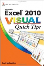 Book Excel 2010 Visual Quick Tips free