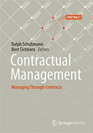 Download Contractual Management: Managing Through Contracts free book as pdf format