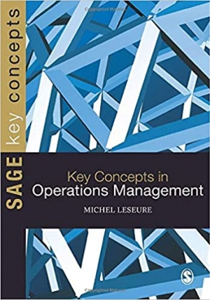 Download Key Concepts in Operations Management free book as pdf format