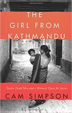 Book The Girl from Kathmandu: Twelve Dead Men and a Woman's Quest for Justice free