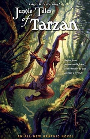 Download Edgar Rice Burroughs' Jungle Tales of Tarzan free book as epub format