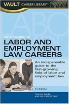 Book Vault Guide to Labor and Employment Law Careers (Vault Career Guide) free