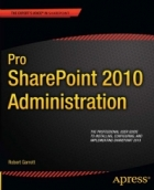 Book Pro SharePoint 2010 Administration free