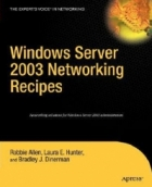 Book Windows Server 2003 Networking Recipes free