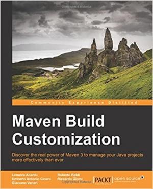 Download Maven Build Customization free book as pdf format