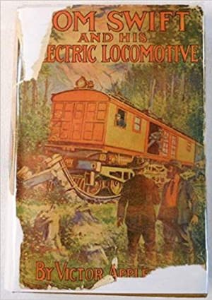 Download Tom Swift and His Electric Locomotive free book as epub format
