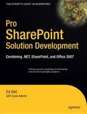 Download Pro SharePoint Solution Development free book as pdf format