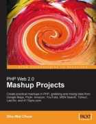 Book PHP Web 2.0 Mashup Projects free