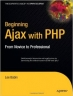 Book Beginning Ajax with PHP free