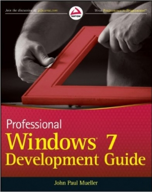 Download Professional Windows 7 Development Guide free book as pdf format