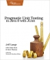 Book Pragmatic Unit Testing in Java 8 with JUnit free