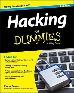 Download Hacking For Dummies, 5th Edition free book as pdf format
