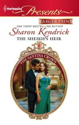 Download The Sheikh's Heir (The Santina Crown #2) free book as epub format
