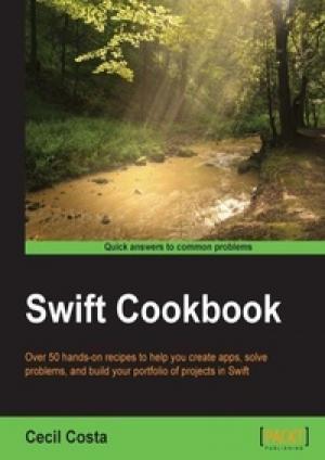 Download Swift Cookbook free book as pdf format