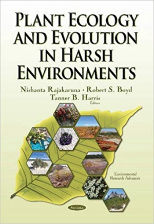 Download Plant Ecology and Evolution in Harsh Environments free book as pdf format