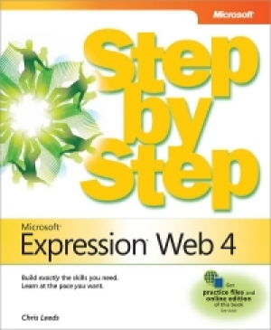 Download Microsoft Expression Web 4 Step by Step free book as pdf format