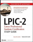 LPIC-2 Linux Professional Institute Certification Study Guide