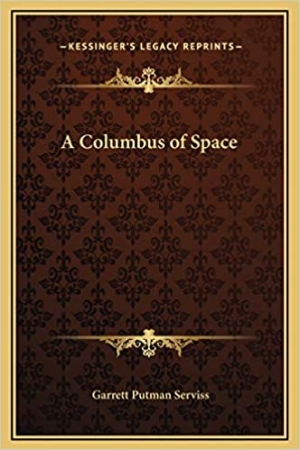 Download A Columbus of Space free book as epub format