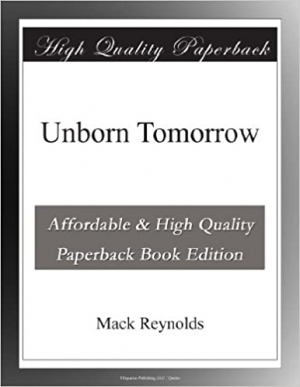 Download Unborn Tomorrow free book as epub format