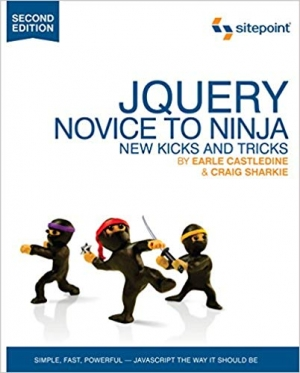 Download jQuery: Novice to Ninja free book as pdf format