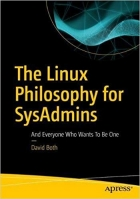 Book The Linux Philosophy for SysAdmins free
