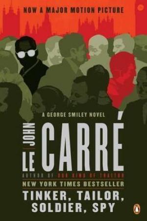 Download Tinker, Tailor, Soldier, Spy free book as epub format