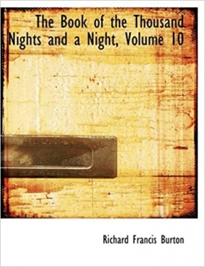 Download The Book of the Thousand Nights and a Night, vol 10 free book as pdf format