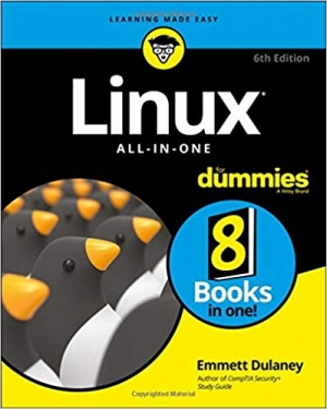 Download Linux All-In-One For Dummies, 6th Edition free book as pdf format