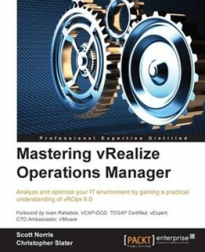 Download Mastering vRealize Operations Manager free book as pdf format