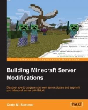 Download Building Minecraft Server Modifications free book as pdf format