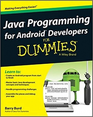 Download Java Programming for Android Developers For Dummies free book as pdf format