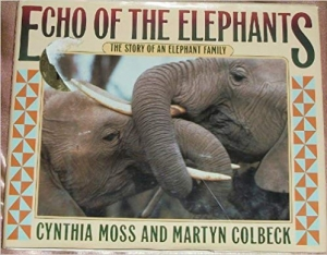 Download Echo of the Elephants: The Story of an Elephant Family free book as pdf format