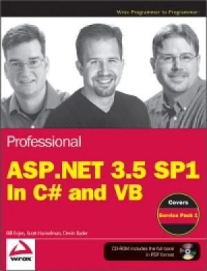 Download Professional ASP.NET 3.5 SP1 Edition free book as pdf format