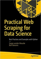 Book Practical Web Scraping for Data Science free