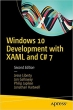 Book Windows 10 Development with XAML and C# 7, 2nd Edition free