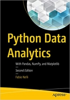 Book Python Data Analytics: With Pandas, NumPy, and Matplotlib free