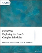 Form 990: Exploring the Form's Complex Schedules (AICPA)