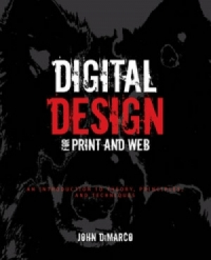 Download Digital Design for Print and Web free book as pdf format