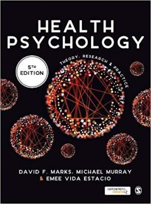 Download Health Psychology: Theory, Research and Practice free book as epub format