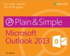 Book Microsoft Outlook 2013 Plain & Simple free