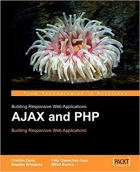 Book AJAX and PHP: Building Responsive Web Applications free