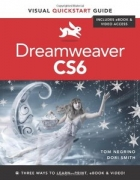 Book Dreamweaver CS6: Visual QuickStart Guide free