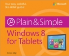 Book Windows 8 for Tablets Plain & Simple free
