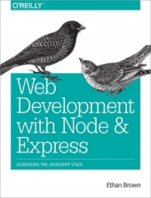 Download Web Development with Node and Express free book as pdf format