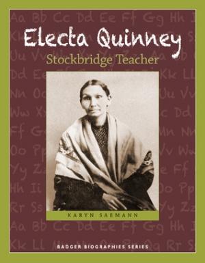 Download Electa Quinney: Stockbridge Teacher free book as epub format